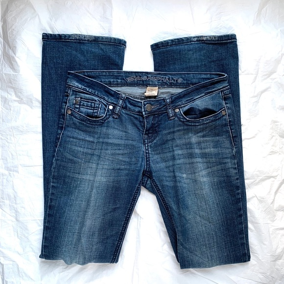 Blue Asphalt Denim - Blue Asphalt Jeans Memphis 7R Juniors